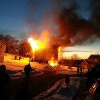 Residential Structure Fire – Center Township