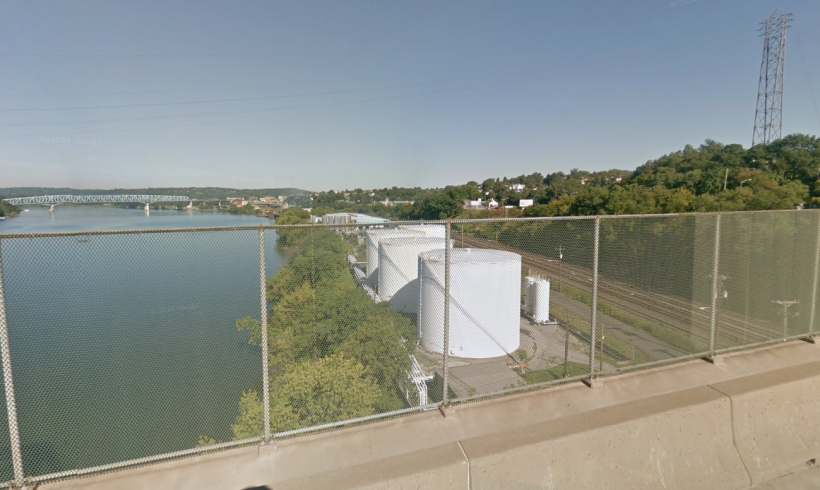 Public Notice: Strange Odor 17th Street Bridge